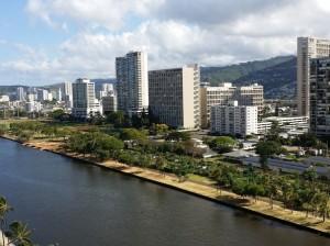 Ala Wai Blvd Honolulu