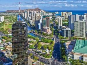 Kalakaua Ave Honolulu